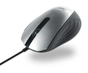 SWEEX Optická myš USB 1000 DPI Silver