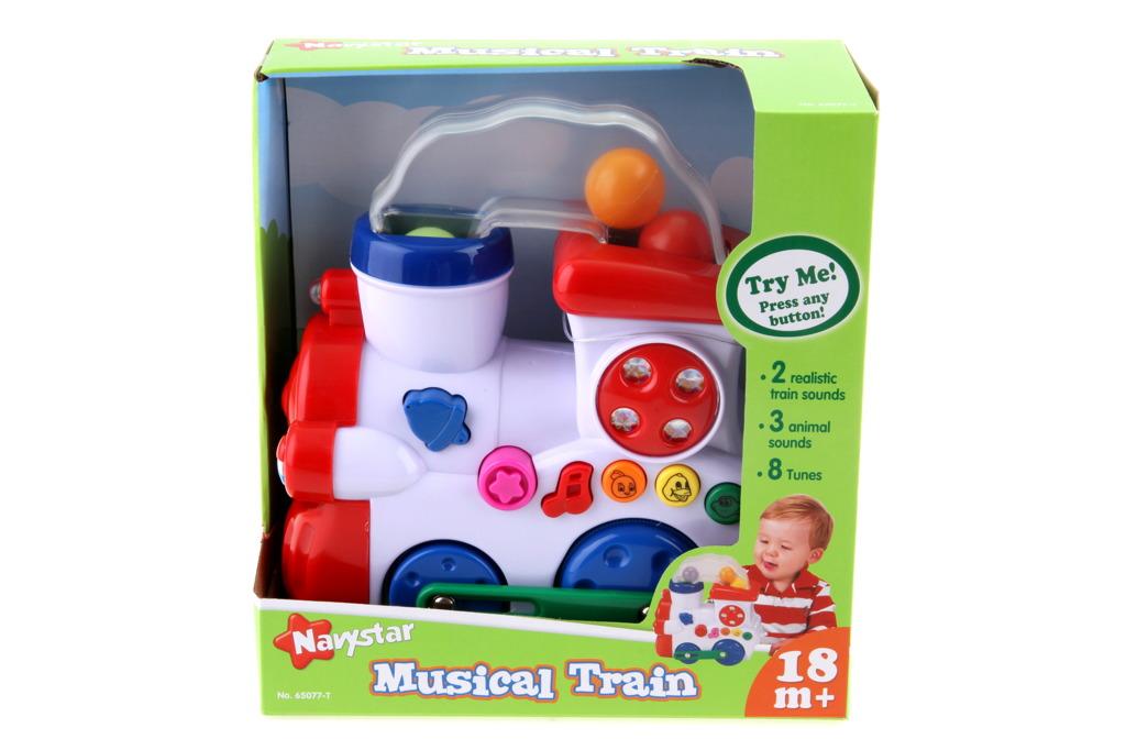 Hudební mašinka