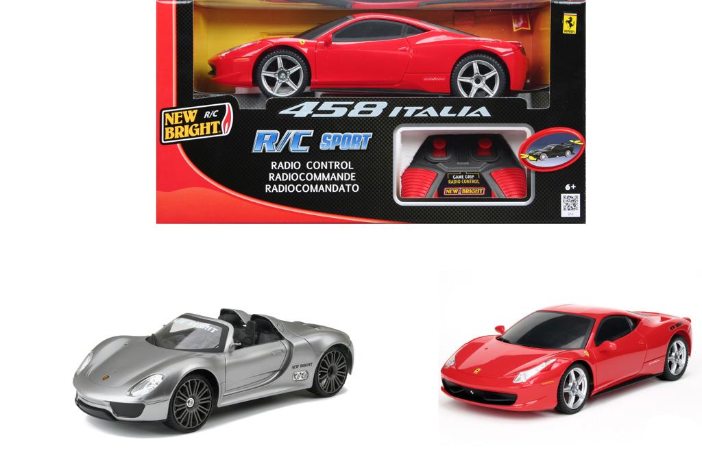 RC sportovní auto 1:16