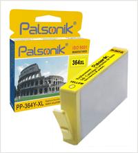 Palsonik 364XL Y(XL) HP HP kompatibilní cartridge CB325EE žlutá