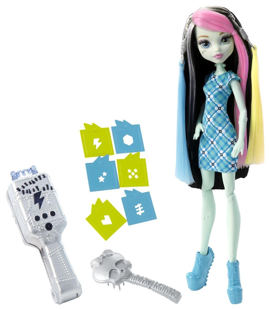 Monster High elektrizující Frankie