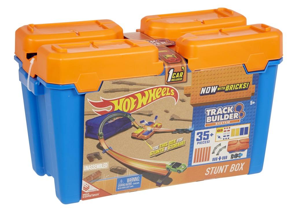 Hot Wheels track builder základní set