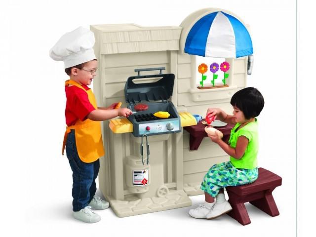 Interaktivní kuchyňka 2v1