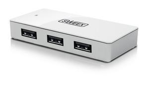 SWEEX USB HUB 4xUSB 2.0 pasívne White