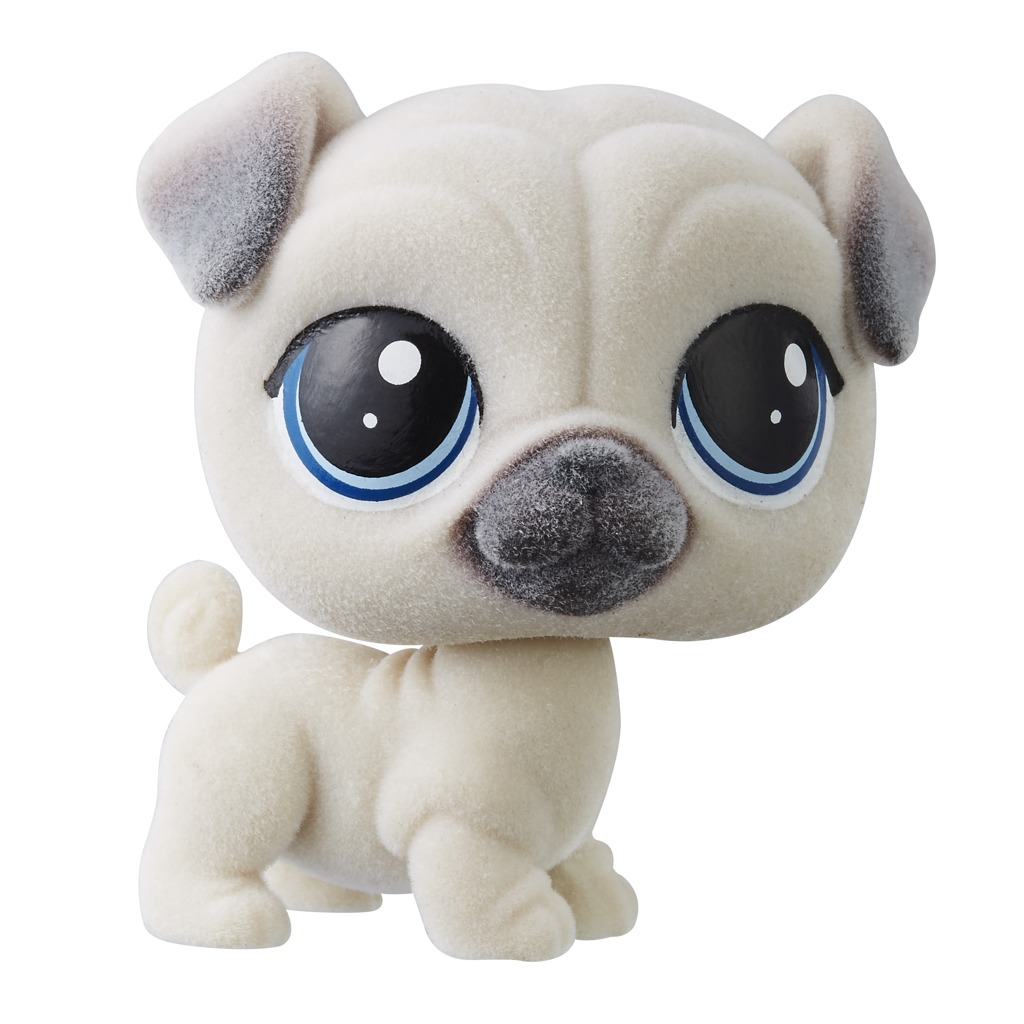 Littlest Pet Shop Mopslík zdarma