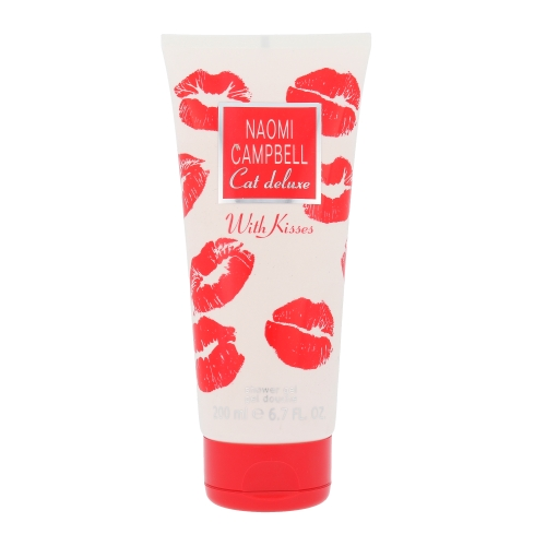 Sprchový gel Naomi Campbell Cat Deluxe With Kisses 200ml