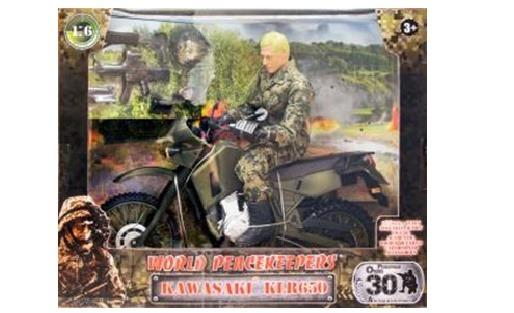 Peacekeepers 30,5 cm motorka