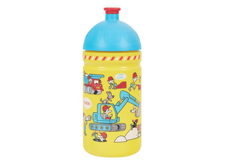 zdravá lahev 0,5l STAVBA