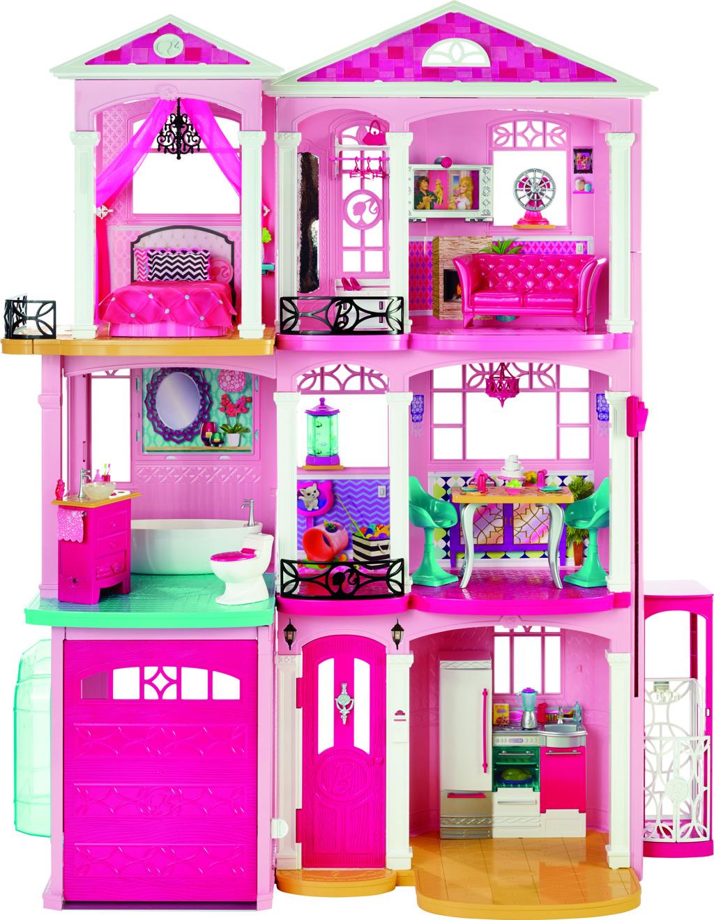Barbie dream house dům snů