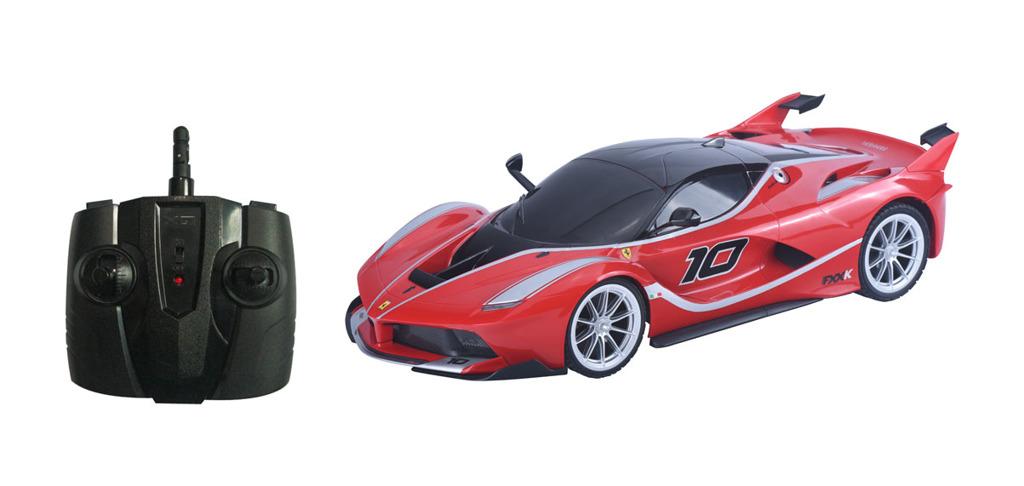 Závodní RC auto Ferrari La Ferrari FXXK 1:24