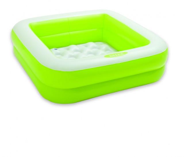 Bazén čtverec 85 x 85 x 23 cm