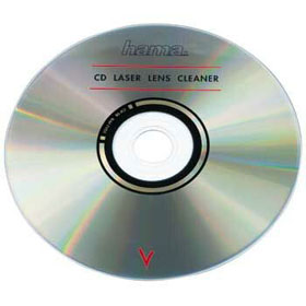 Čistící CD disk Hama 44721, suchý proces