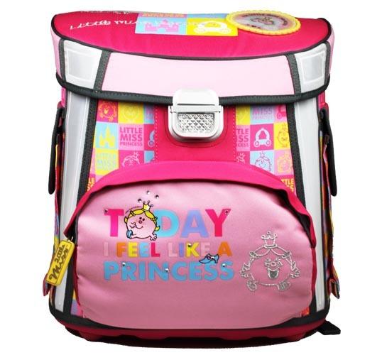 Školní aktovka (1-2 třída) Miss Princess