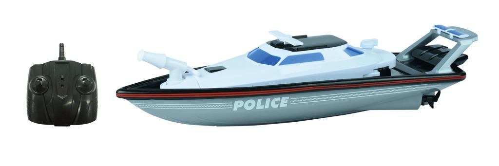 Policejní RC loď 1:28
