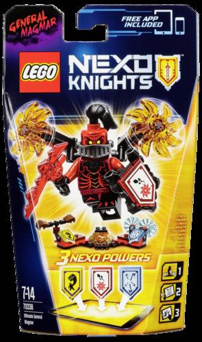 LEGO NEXO KNIGHTS 70338 Ultimate General Magmar