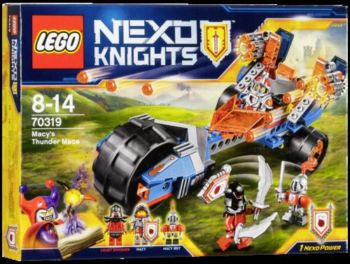 LEGO NEXO KNIGHTS 70319 Macy`s Thunder Mace