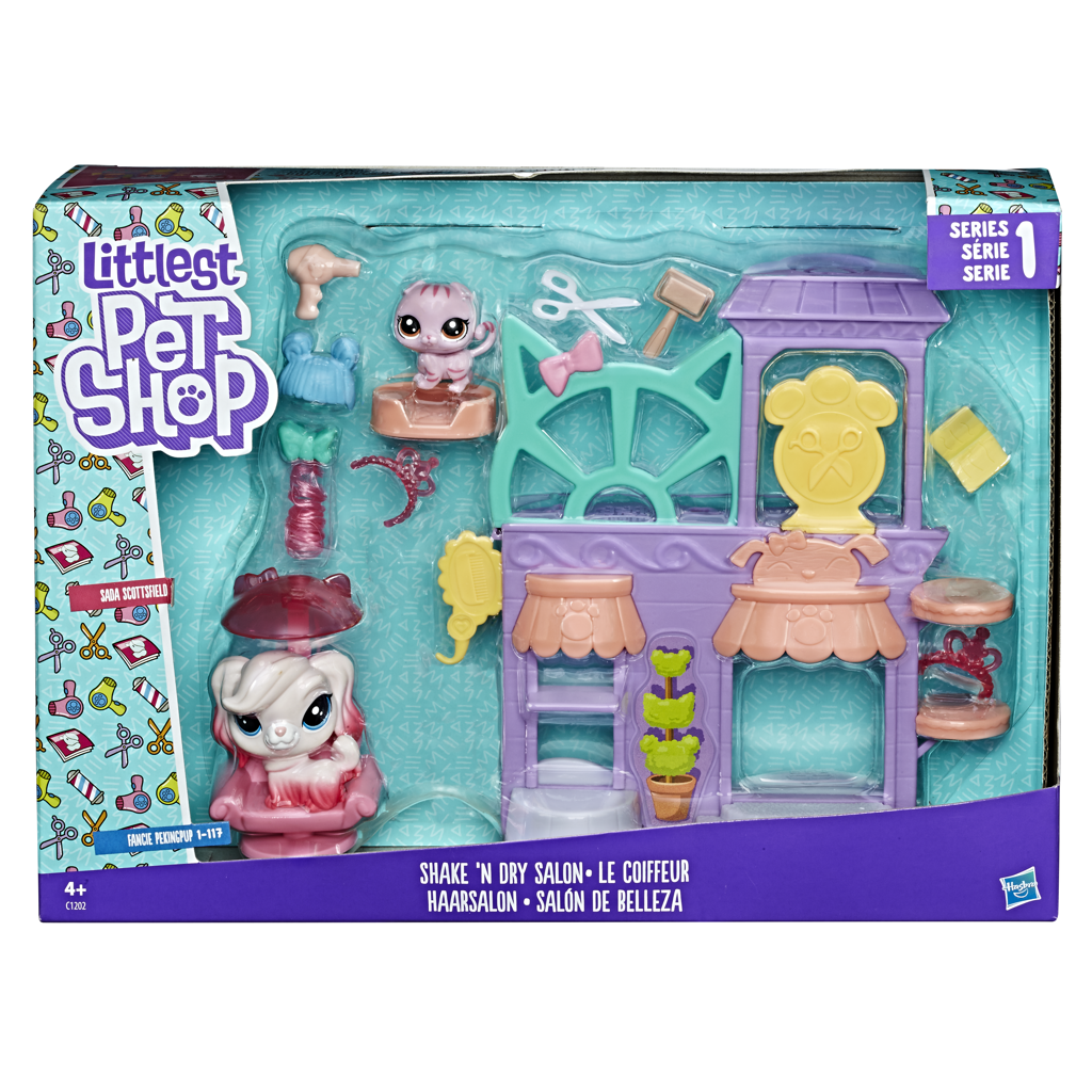 Littlest Pet Shop Hrací set