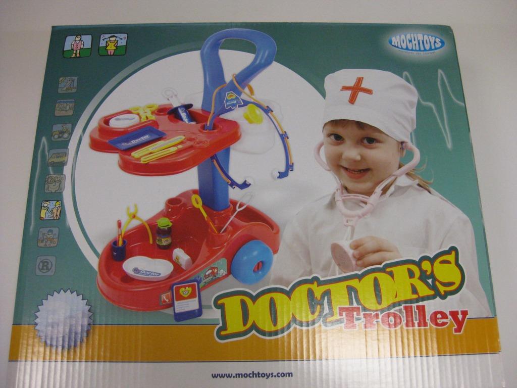 Lékařský vozík