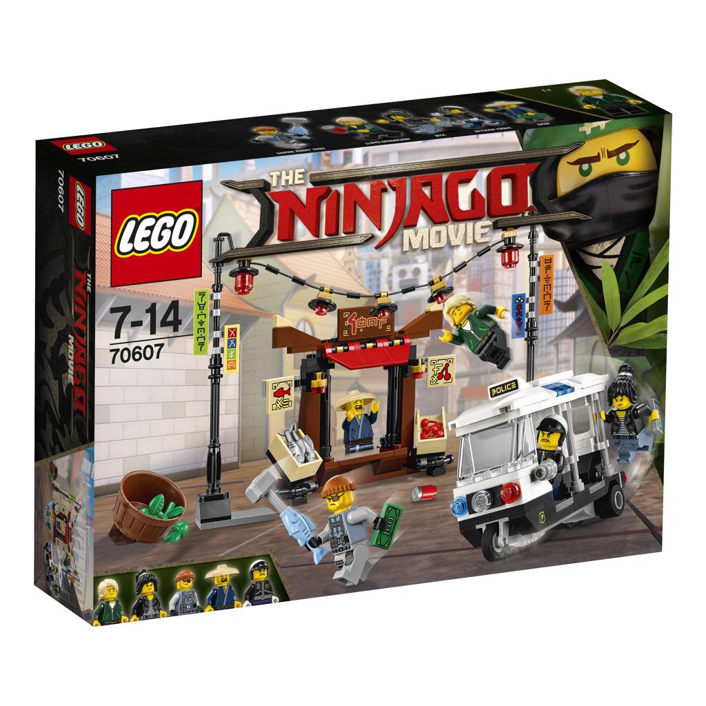 LEGO Ninjago 70607 NINJAGO City Chase