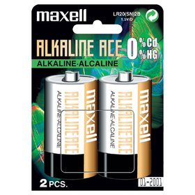 Baterie Maxell LR20 2BP