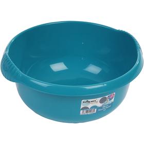 Umyvadlo kulaté Wham 11952 28cm modré