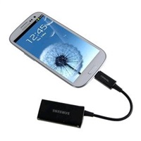 Samsung adaptér ET-R205 microUSB(M) - USB(F)