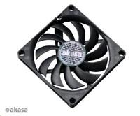 ventilátor Akasa - 8 cm slim