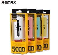 Power bank 5000mAh, Remax Proda E5, barva bílá