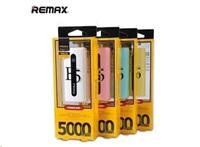 Power bank 5000mAh, Remax Proda E5, barva růžová