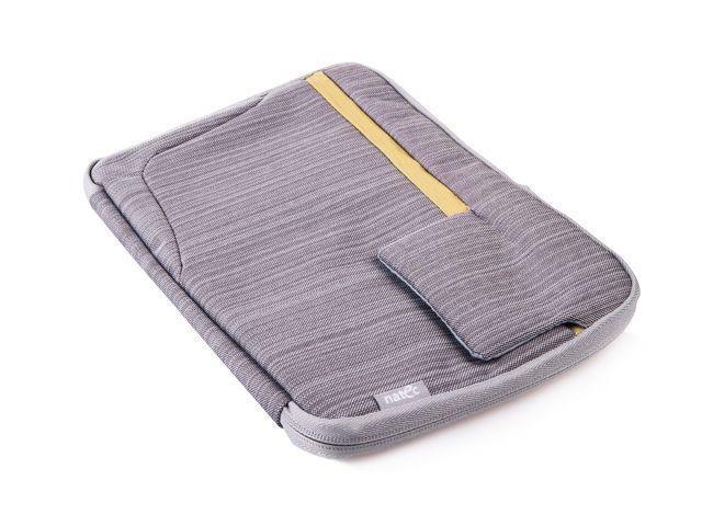 Natec MUSSEL pouzdro pro tablet 7'', nylon, šedé