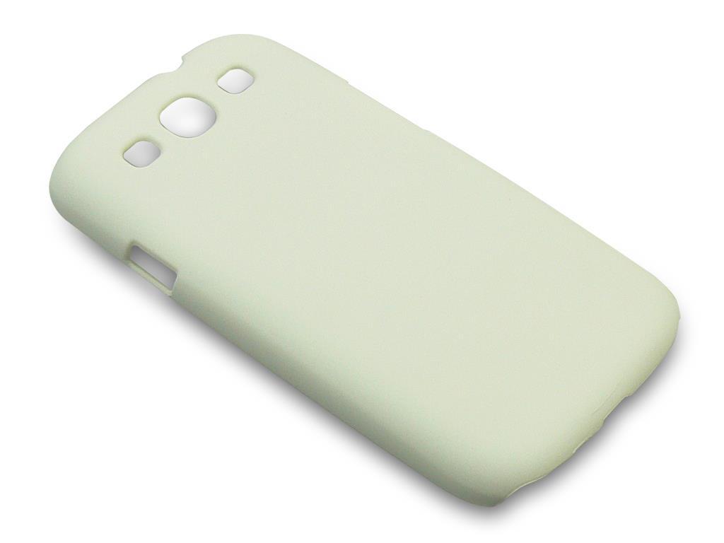 Sandberg kryt na mobil Samsung Galaxy S III, bilý