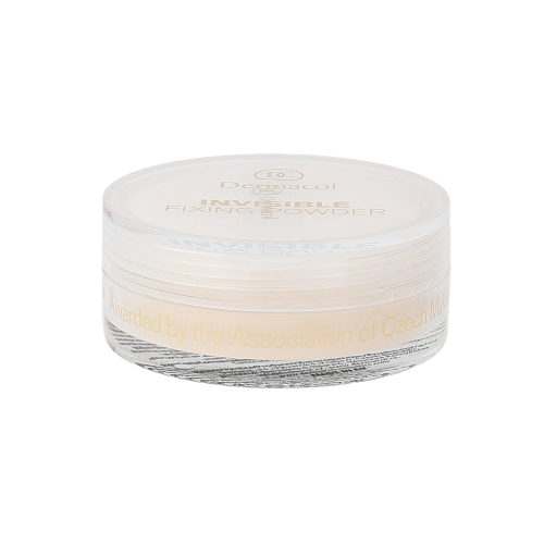 Make-up Dermacol Invisible Fixing Powder 13g Light