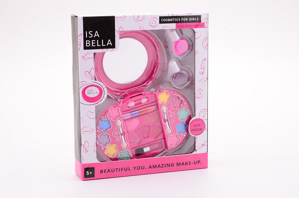 Sada malovátek Bella v se zrcátkem