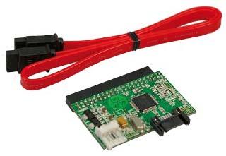 LOGILINK - Adaptér SATA (HDD) na IDE (základová deska)