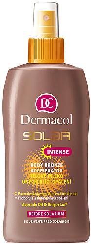 Kosmetika na opalování Dermacol Solar Intense Body Bronze Accelerator 200ml