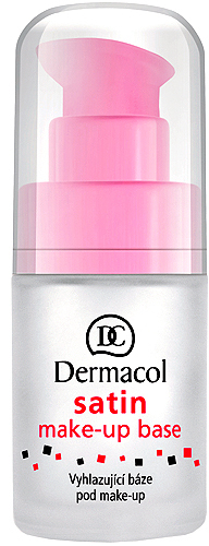 Podklad pod make-up Dermacol Satin Make-Up Base 15ml
