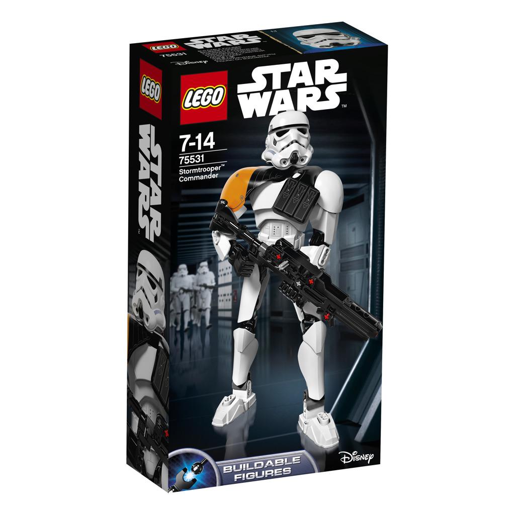 Lego Star Wars Velitel Stormtrooperů