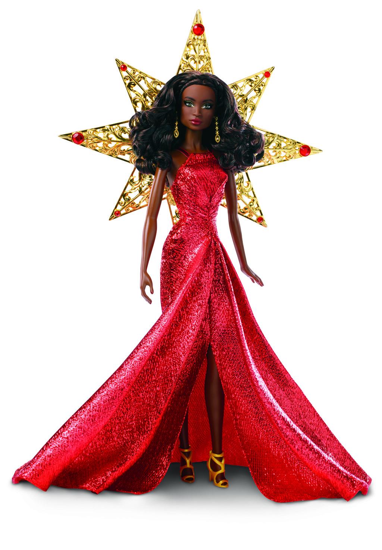 Barbie ve slavnostních šatech Nikki