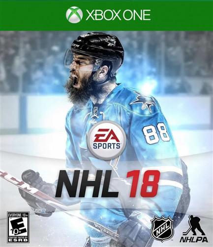 HRA XONE NHL 18