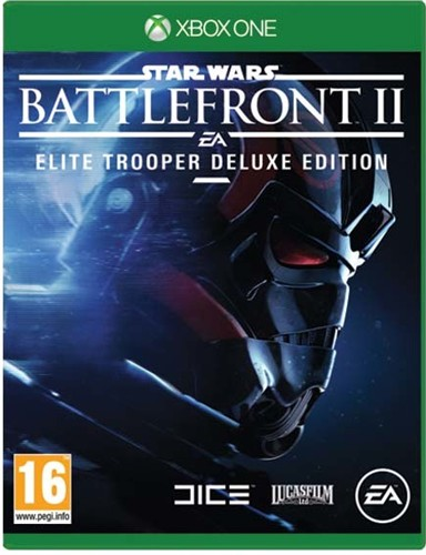 HRA XONE Star Wars Battlefront II