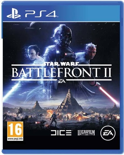 HRA PS4 Star Wars Battlefront II