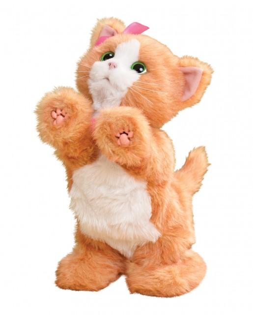 Hasbro Fur Real Friends kočička Daisy