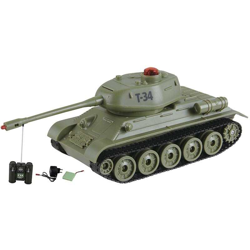 RC T34 Tank 1:32