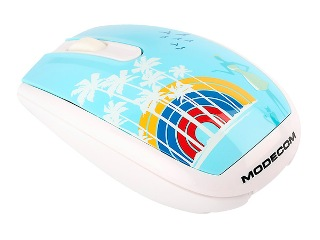 Modecom optická myš MC-320 ART Palms