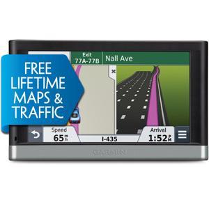 GPS navigácia Garmin nüvi 2597T Europe Lifetime, 5.0