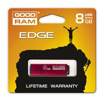 GOODRAM EDGE 8GB Red