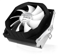 ARCTIC COOLING Alpine 64 Plus chladič CPU - 92mm (AMD FM2+, FM1, AM3+, AM3, AM2+, AM2, 939, do 100W)
