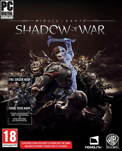 HRA PC Middle-earth: Shadow of War