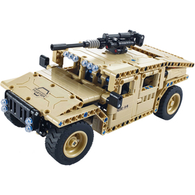 BCS 2004 RC Military auto BUDDY TOYS