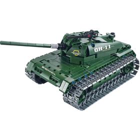 BCS 2001 RC Tank BUDDY TOYS